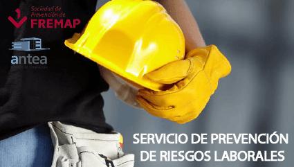 servicio de prevencion de riesgos laborales